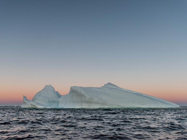 Iceberg near Hydrurga Rocks