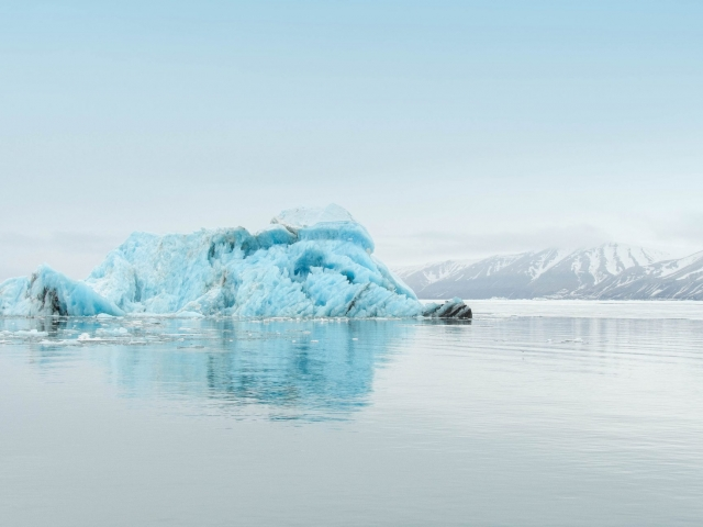 Blue Glacier - Negribreen