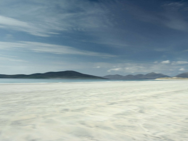 Loch Sheileboist Motion Blur Pano