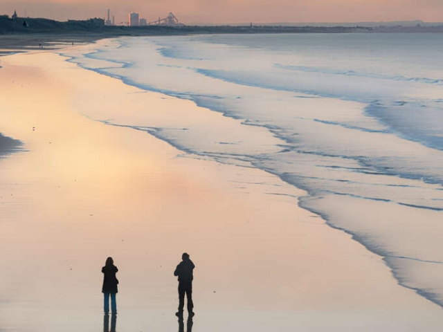 Saltburn Beach