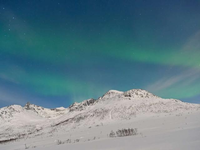 Aurora Borealis, Kattfjordvatnet