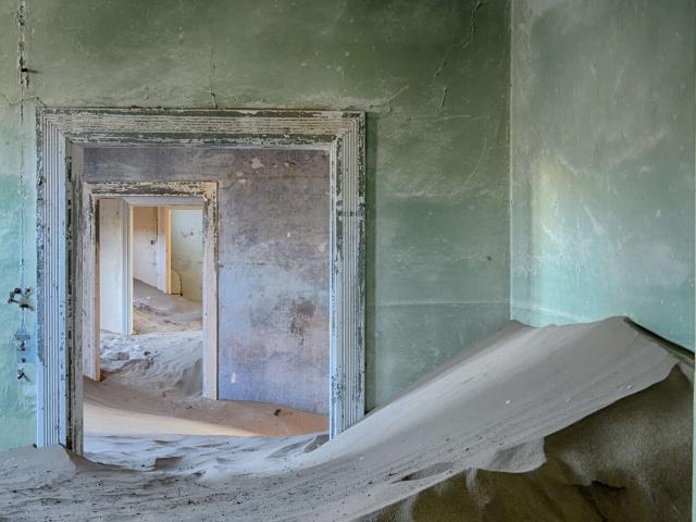 Kolmanskop - Doors 3