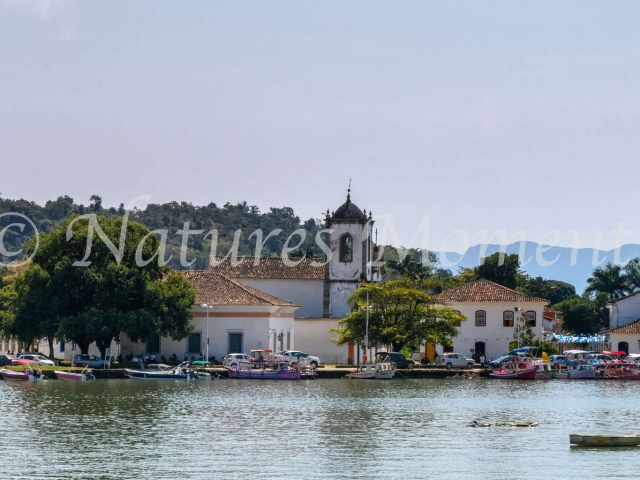 Paraty Harbour