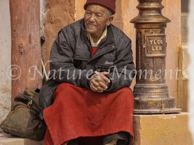 Waiting for the  Dancers, Matho Monastery