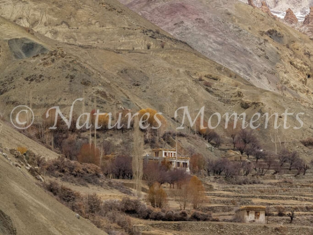 Sgango Mountain Range